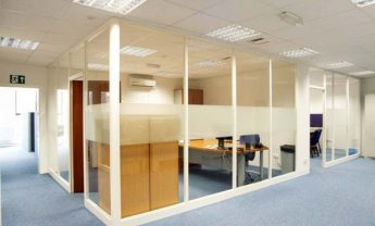PartitionsOffice Fit Outs   Spaceway. Office Design Guidelines Uk. Home Design Ideas