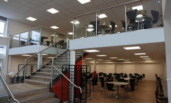 Education Mezzanine Floors