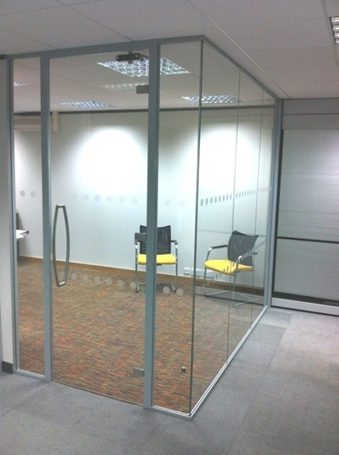 frameless-glass-office-partitioning-and-doors & Spaceway introduces frameless glass office partitioning and doors ...