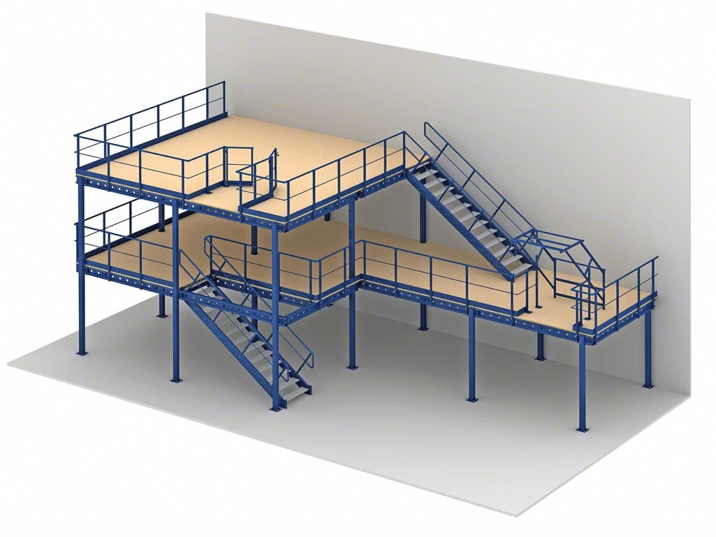 Mezzanine Most Commonly Asked Faq 39 S Spaceway
